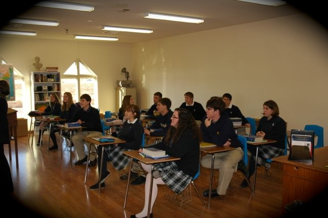 Catholic Classroom