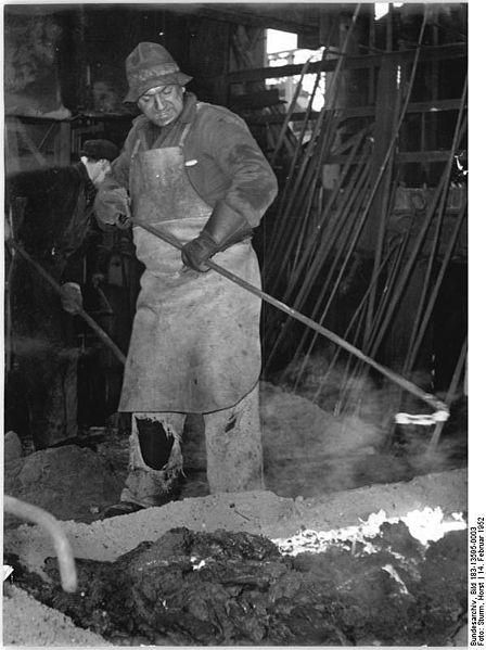 A Steelworker