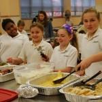 Philadelphia Catholic School Students