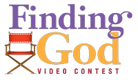 Finding God Contest Logo