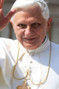 Remembering Pope Benedict's Support for Catholic Education