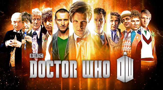 Teach Like a Time Lord: Lessons for Teachers from Doctor Who