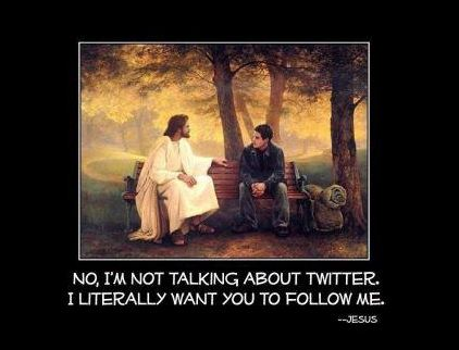 Jesus and Twitter