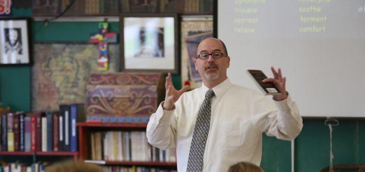 Nick Senger Teaching
