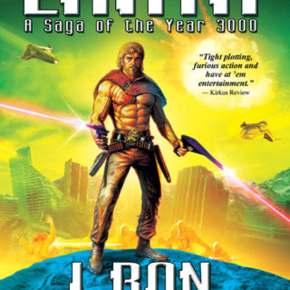 Battlefield Earth Book Cover