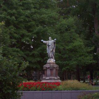 Christ at Notre Dame