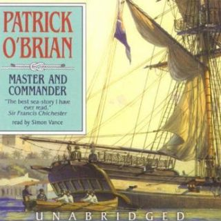 Master and Commander read by Simon Vance