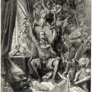 Don Quixote by Dore