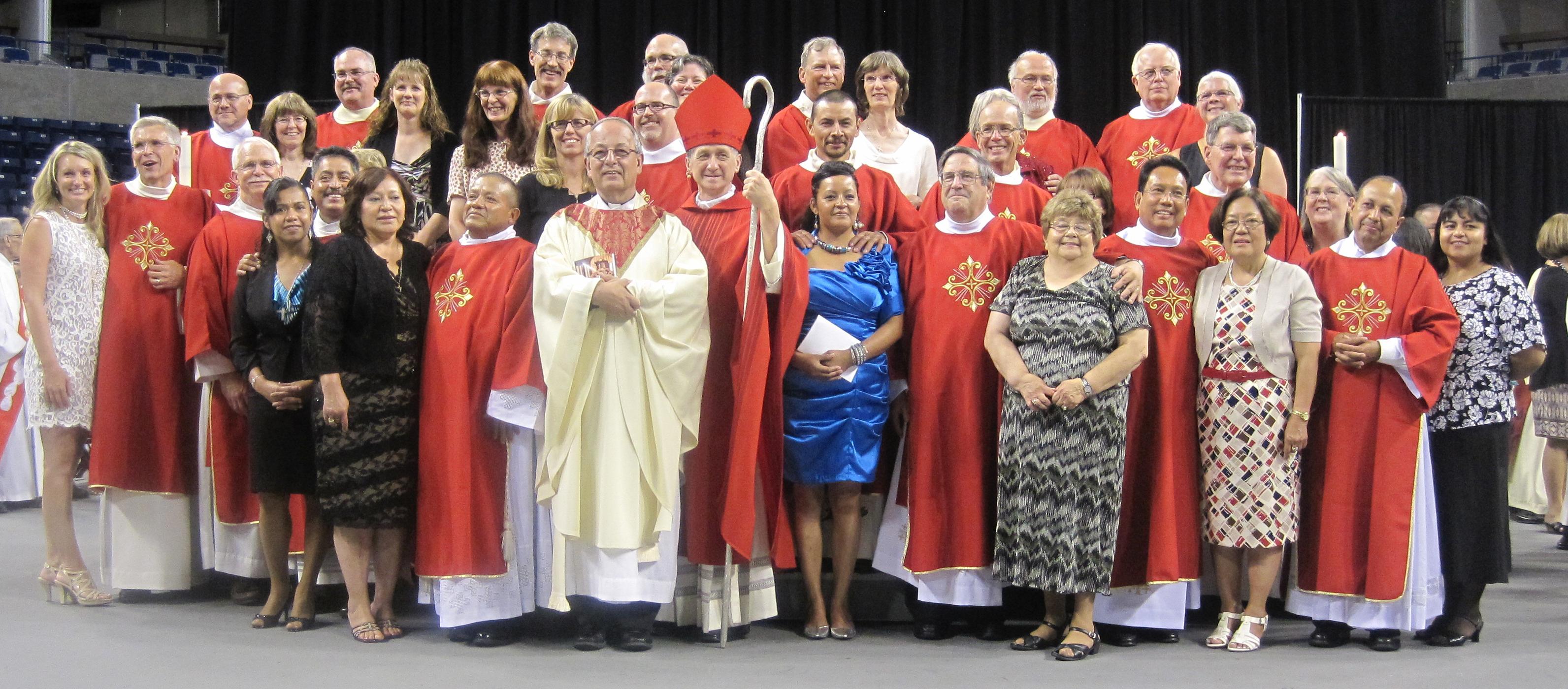 Spokane Deacon Class 2012