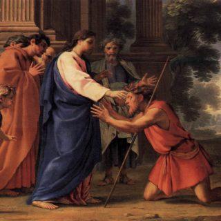 Blind Bartimeus - Le Sueur