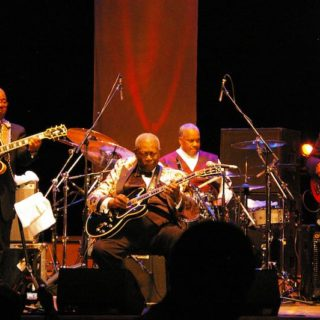 B.B. King and Band