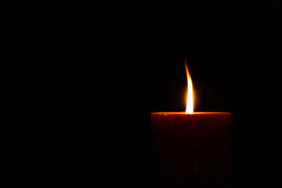 Candle in the Dark
