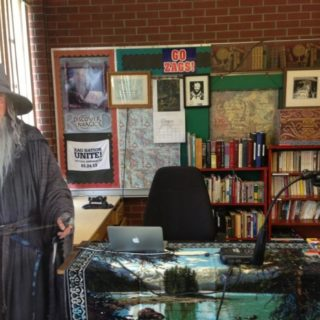 Gandalf in the Classroom