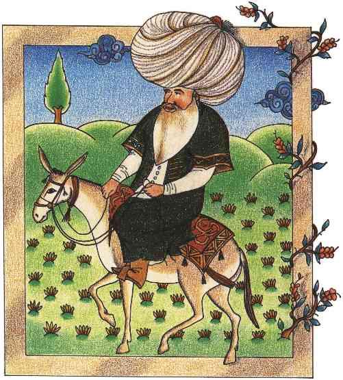 Nasrudin's Donkey