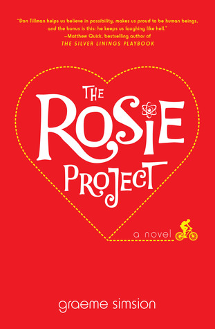 The Rosie Project by Graham Simsion
