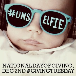 Giving Tuesday Baby