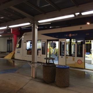 Trimet Light Rail