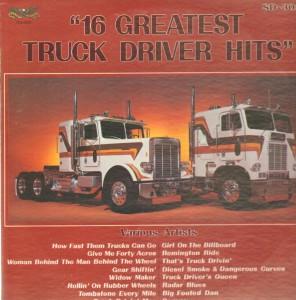 Truck Driver Hits