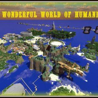World of Humanities Promo