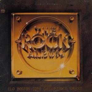 The Rock Album by K-Tel