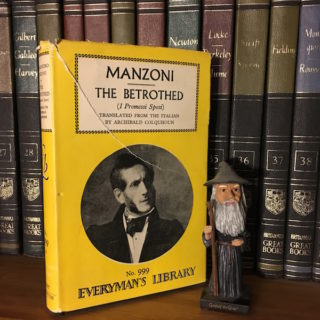 The Betrothed (I Promessi Sposi) by Alessandro Manzoni