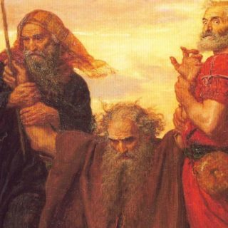 Moses and Amalekites