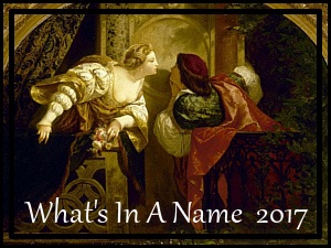 Whats In a Name Challenge 2017