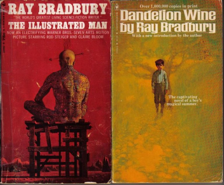 life explains in dandelion wine by ray bradbury The paperback of the we'll always have paris by ray bradbury at man dandelion wine fiction novelist ray bradbury as the author explains in his.
