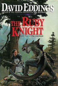 The Ruby Knight by David Eddings