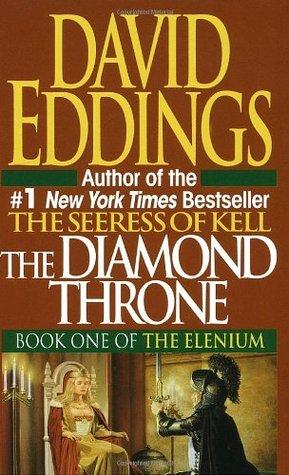 The Diamond Throne by David Eddings