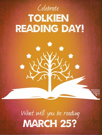 Tolkien Reading Day
