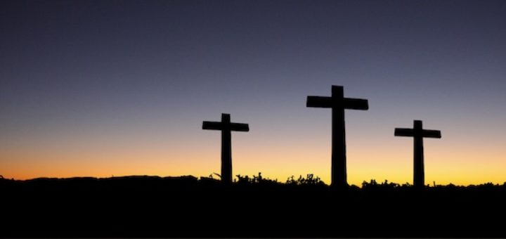 Holy Saturday Cross