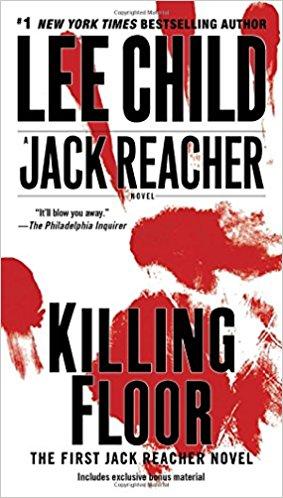 Jack Reacher #1 Killing Floor by Lee Child