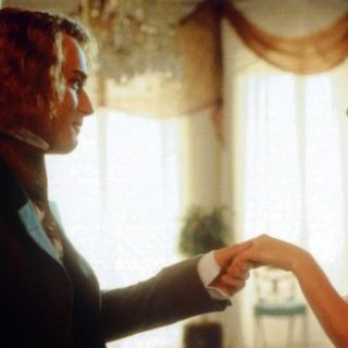 Ewan McGregor and Gwyneth Paltrow in Emma