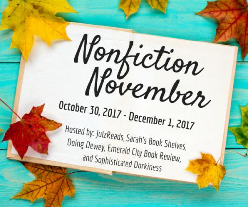 Nonfiction November 2017