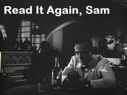 Read It Again Sam Reading Challenge