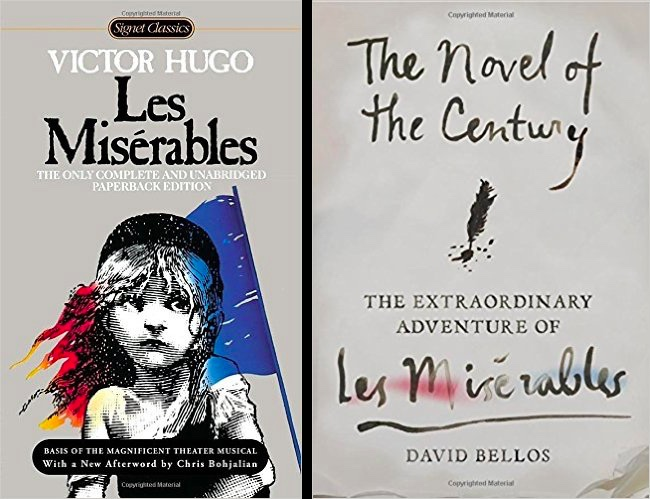 Les Miserables and Novel of the Century