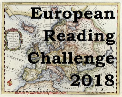 European Reading Challenge 2018