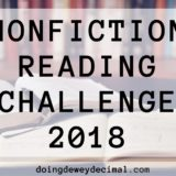 Nonfiction Challenge 2018