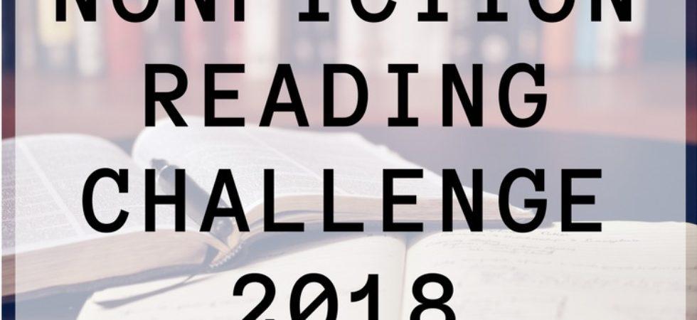 Nonfiction Challenge 2018