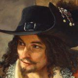 Musketeer detail