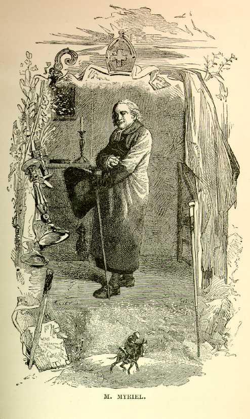 Émile Bayard - The Bishop