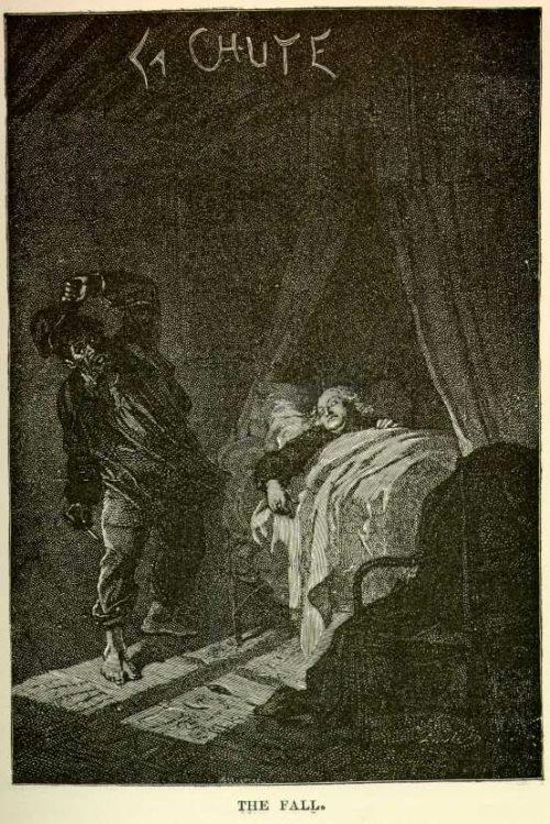 Émile Bayard - The Fall