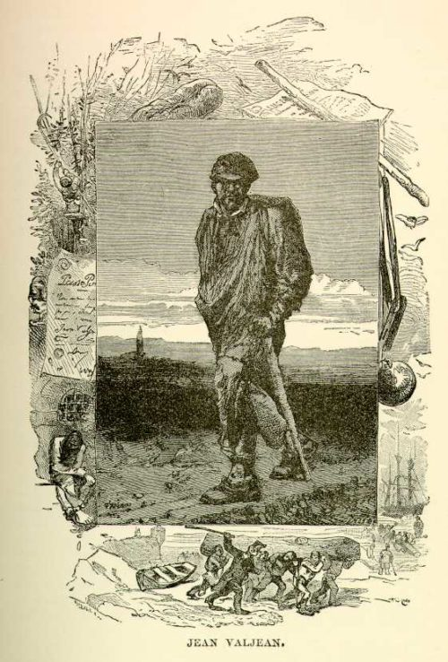 Émile Bayard - Jean Valjean