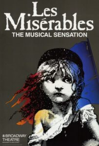 Les Miserables Musical Poster